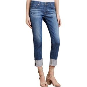 Anthropologie AG The Stevie Cuff Jean Size 31